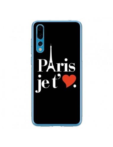Coque Huawei P20 Pro Paris je t'aime - Rex Lambo