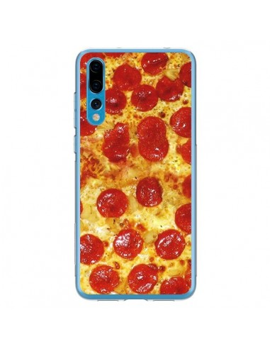 Coque Huawei P20 Pro Pizza Pepperoni - Rex Lambo
