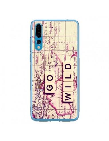Coque Huawei P20 Pro Go Wild - Sylvia Cook