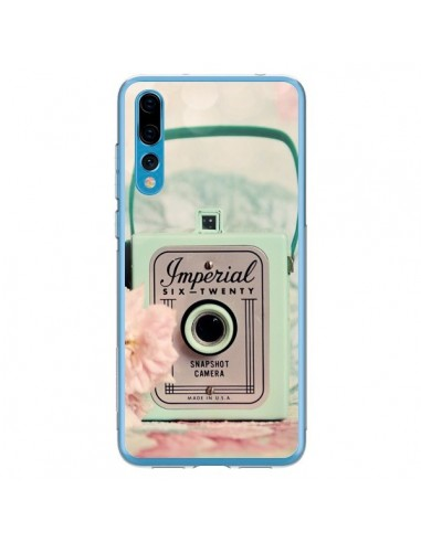 Coque Huawei P20 Pro Appareil Photo Imperial Vintage - Sylvia Cook