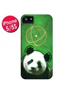 Coque Panda Spirit pour iPhone 5 et 5S - Jonathan Perez