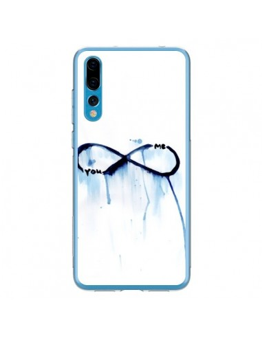 Coque Huawei P20 Pro Forever You and Me Love - Sara Eshak