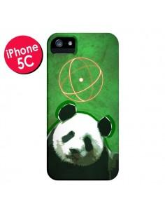 Coque Panda Spirit pour iPhone 5C - Jonathan Perez