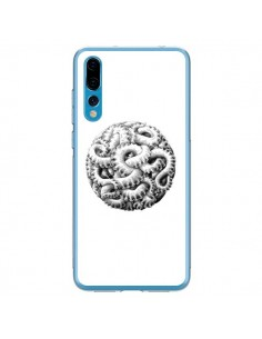 Coque Huawei P20 Pro Boule Tentacule Octopus Poulpe - Senor Octopus