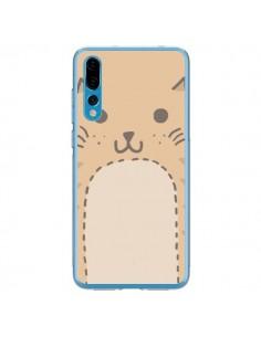 Coque Huawei P20 Pro Big Cat chat - Santiago Taberna