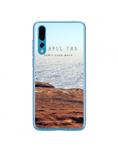 Coque Huawei P20 Pro Travel Far Mer - Tara Yarte
