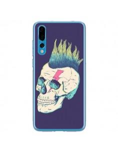 Coque Huawei P20 Pro Tête de mort Punk - Victor Vercesi