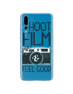 Coque Huawei P20 Pro Shoot Film and Feel Good Transparente - Victor Vercesi