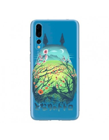 Coque Huawei P20 Pro Totoro Manga...