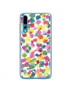 Coque Huawei P20 Pro Abstract Spring Colorful - Ninola Design