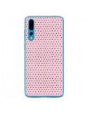 Coque Huawei P20 Pro Artsy Dots Pink - Ninola Design