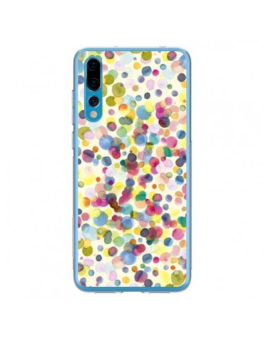 Coque Huawei P20 Pro Color Drops -...
