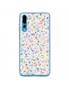 Coque Huawei P20 Pro Cosmic Bubbles Multicolored - Ninola Design