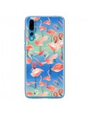 Coque Huawei P20 Pro Flamingo Pink - Ninola Design