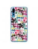Coque Huawei P20 Pro Gradient Tropical Color Lines - Ninola Design