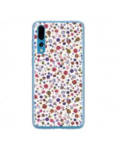 Coque Huawei P20 Pro Peonies Pink - Ninola Design