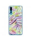 Coque Huawei P20 Pro Tropical Flowers Multicolored - Ninola Design