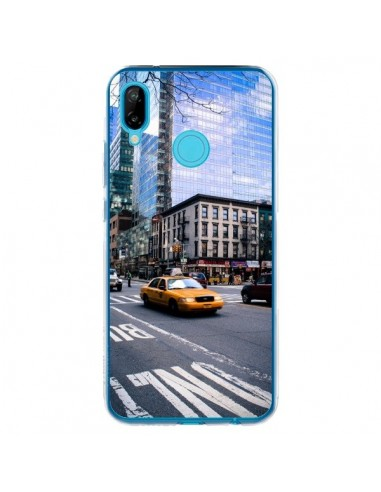 Coque Huawei P20 Lite New York Taxi - Anaëlle François