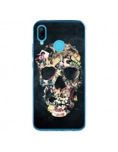 Coque Huawei P20 Lite Skull Vintage Tête de Mort - Ali Gulec
