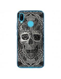 Coque Huawei P20 Lite Skull Lace Tête de Mort - Ali Gulec