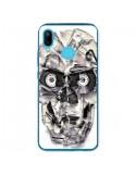 Coque Huawei P20 Lite Tape Skull K7 Tête de Mort - Ali Gulec