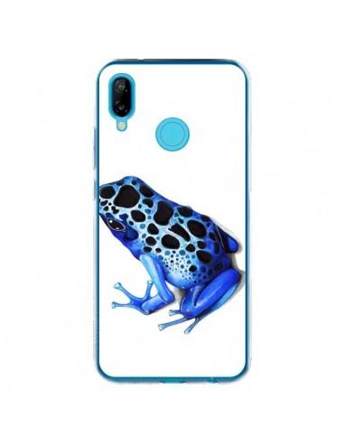 Coque Huawei P20 Lite Grenouille Bleue - Annya Kai
