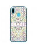 Coque Huawei P20 Lite Brazil Brésil Coupe du Monde - AlekSia