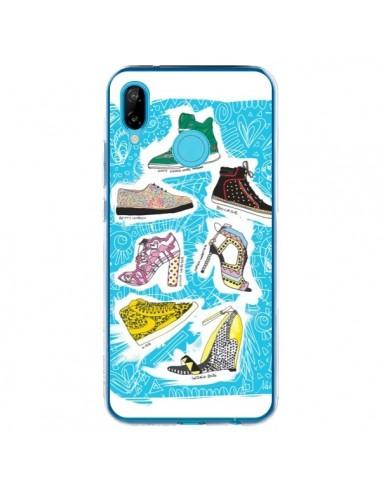 Coque Huawei P20 Lite Cinderella Shoes Chaussures - AlekSia