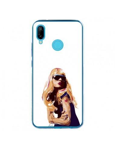 Coque Huawei P20 Lite Playa Femme - AlekSia