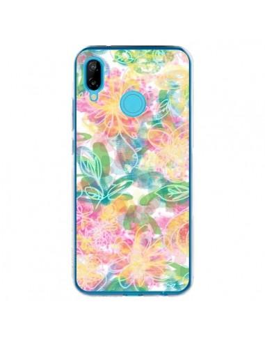 Coque Huawei P20 Lite Spring Fleurs - AlekSia