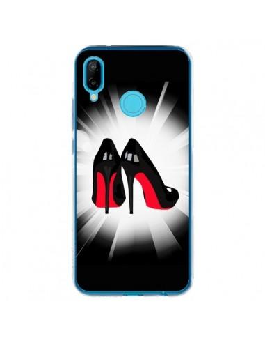 Coque Huawei P20 Lite Chaussures Semelles Rouges Red Soles Femme - Aurelie Scour