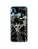Coque Huawei P20 Lite Girafe Swag Lunettes Familiy Giraffe - Asano Yamazaki