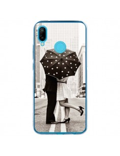 Coque Huawei P20 Lite Secret under Umbrella Amour Couple Love - Asano Yamazaki