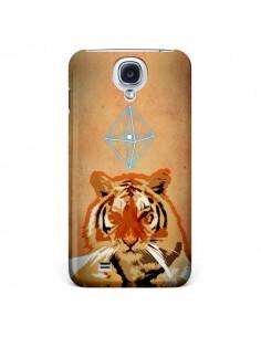 Coque Tigre Tiger Spirit pour Galaxy S4 - Jonathan Perez