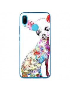 Coque Huawei P20 Lite Chien Chihuahua Graffiti - Bri.Buckley