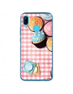 Coque Huawei P20 Lite Petit Dejeuner Cupcakes - Benoit Bargeton