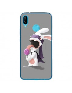 Coque Huawei P20 Lite Lapin Crétin Sucette - Bertrand Carriere