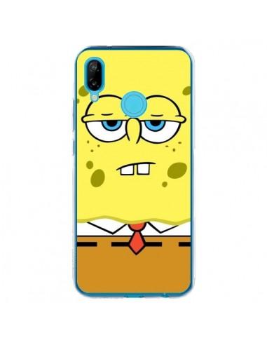 Coque Huawei P20 Lite Bob l'Eponge Sponge Bob - Bertrand Carriere
