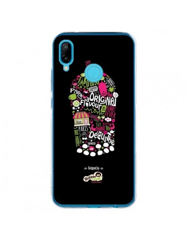 Coque Huawei P20 Lite Bubble Fever Original Flavour Noir - Bubble Fever
