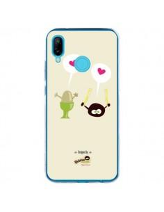 Coque Huawei P20 Lite Oeuf a la Coque iPhone 6 et 6S Bubble Fever - Bubble Fever
