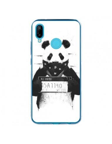 Coque Huawei P20 Lite Bad Panda Prison - Balazs Solti