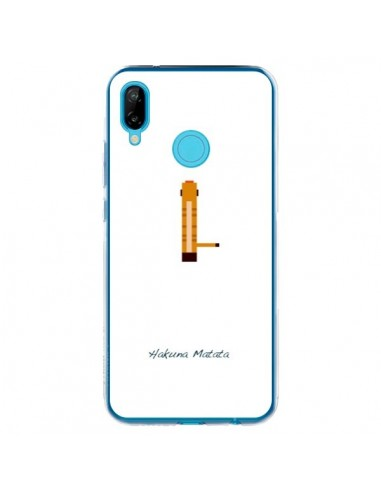 Coque Huawei P20 Lite Timon Hakuna Matata - Danny Ivan