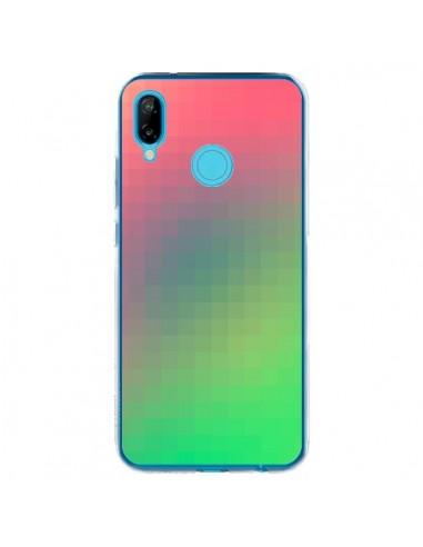 Coque Huawei P20 Lite Gradient Pixel - Danny Ivan