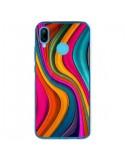 Coque Huawei P20 Lite Love Color Vagues - Danny Ivan