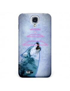 Coque Loup Wolf Spirit pour Galaxy S4 - Jonathan Perez