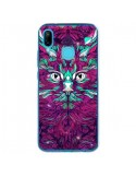 Coque Huawei P20 Lite Space Cat Chat espace - Danny Ivan