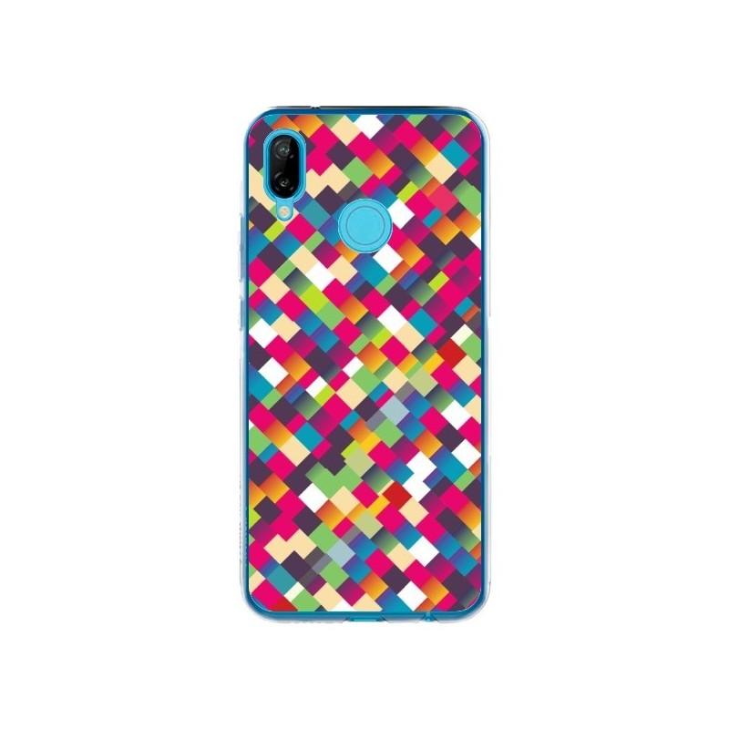 Coque Huawei P20 Lite Sweet Pattern Mosaique Azteque - Danny Ivan
