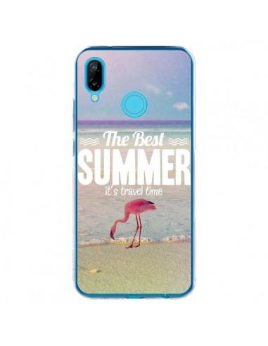 Coque Huawei P20 Lite Best Summer Eté - Eleaxart