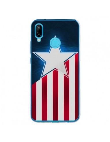 Coque Huawei P20 Lite Captain America - Eleaxart