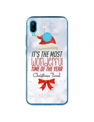 Coque Huawei P20 Lite Joyeux Noël - Eleaxart